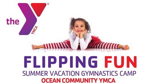 YMCA Flipping Fun Summer Gymnastics Camp